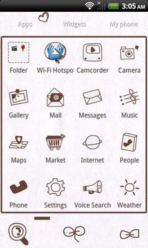 Happy Day 91 Launcher Theme apk screenshot