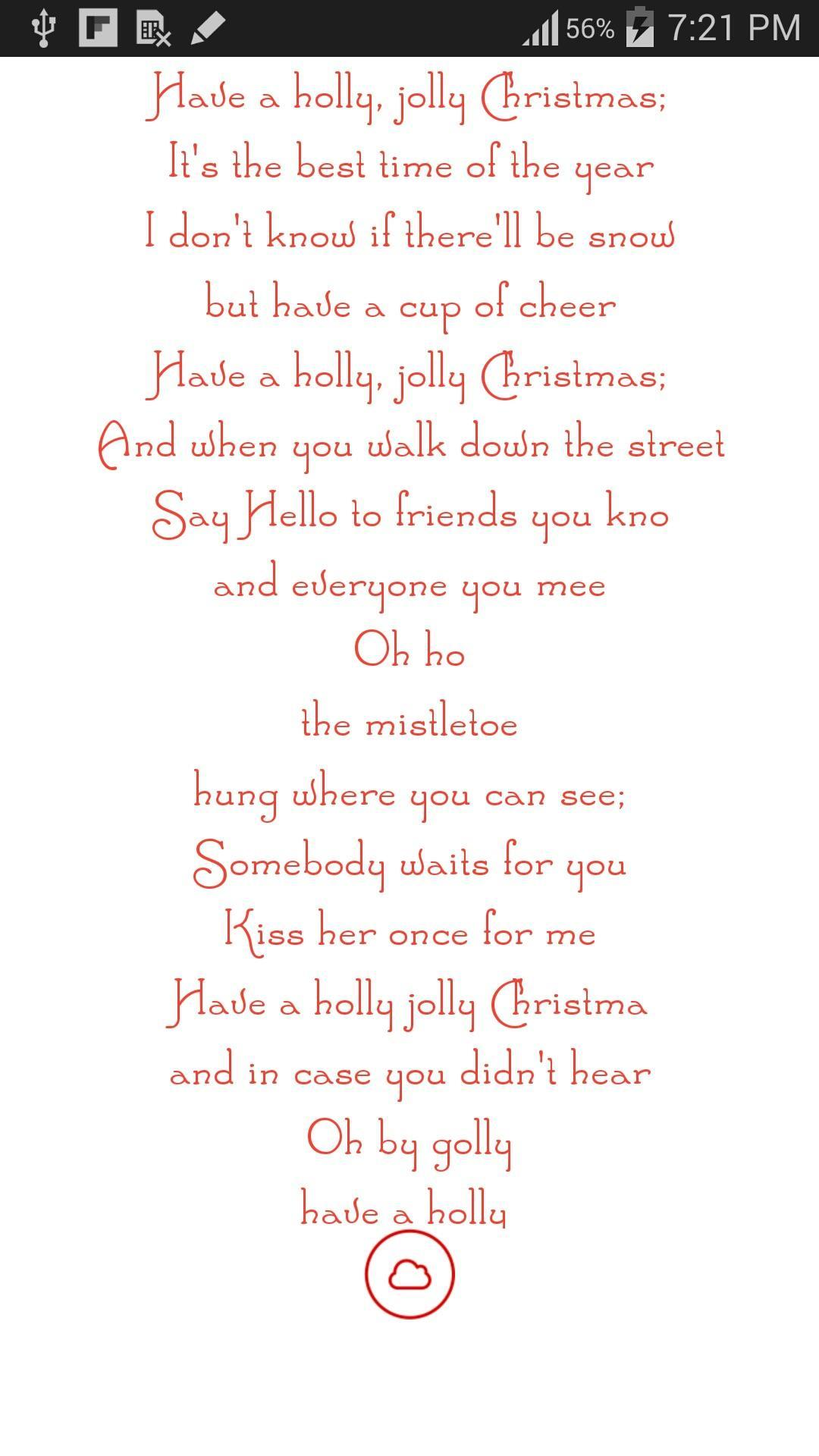 Christmas Carol Lyrics.Christmas Carol Lyrics For Android Apk Download