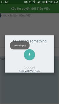 Tiếng Việt - Tiếq Việt screenshot 1