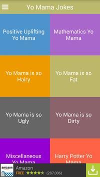 Yo Mama Jokes screenshot 3