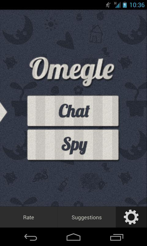 Free omegle chat Download Omegle
