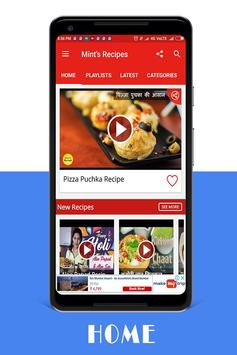 Mints recipes videos indian vegetarian recipes descarga apk mints recipes videos indian vegetarian recipes poster forumfinder Choice Image