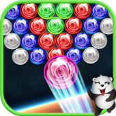 Bubble Shooter Rose icon