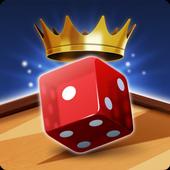 Free Backgammon Go: Best online dice & board games icon