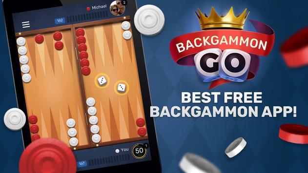Free Backgammon Go: Best online dice & board games screenshot 10