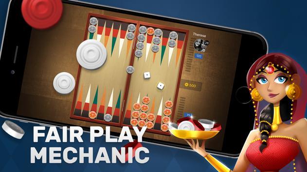 Free Backgammon Go: Best online dice & board games screenshot 17