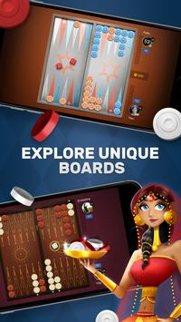 Free Backgammon Go: Best online dice & board games APK