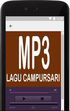 Lagu Campursari Mp3 Terpopuler apk screenshot