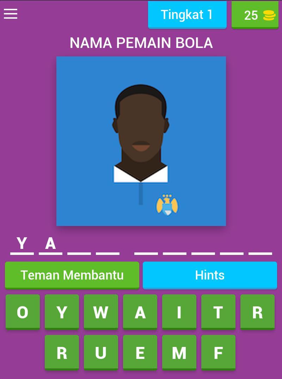 Tebak Pemain Bola Dunia For Android APK Download