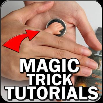 Magic Trick Tutorials apk screenshot