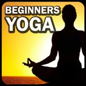 Beginners Yoga icon