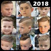 Boys Hairstyles 2018 icon