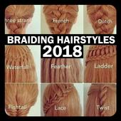 Braiding Hairstyles 2018 icon