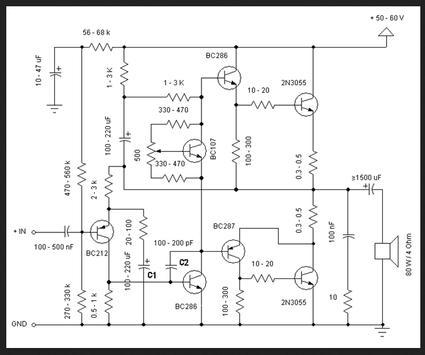 Electronic Circuit Diagrams screenshot 2