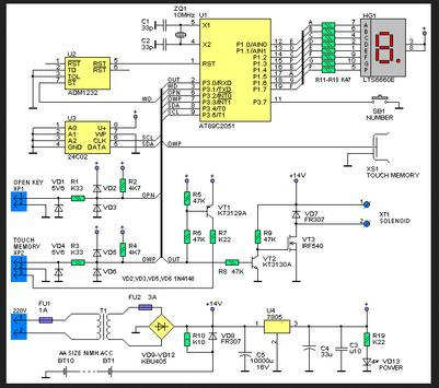 Electronic Circuit Diagrams screenshot 3