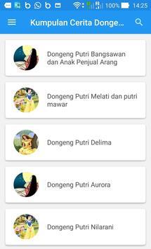 Kumpulan Cerita Dongeng Putri screenshot 2