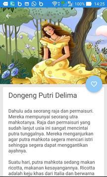 Kumpulan Cerita Dongeng Putri screenshot 3