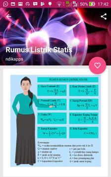 Rumus Listrik screenshot 1