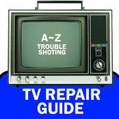 TV Repair Guide icon