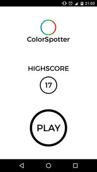 ColorSpotter poster