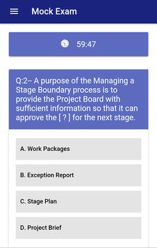 PRINCE2 Preparation screenshot 3
