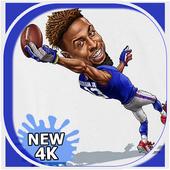 Jr Odell Beckham Wallpaper HD icon