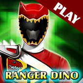 Pouwer Rangers Dino FREE Tips & Trick icon