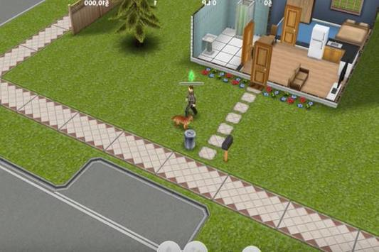 GAME The SIMS FreePlay Guide poster