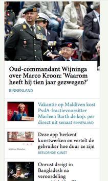 Nederland Kranten poster