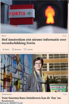 Nederland Kranten screenshot 1