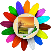 Gallery 3D Photo and Media icon