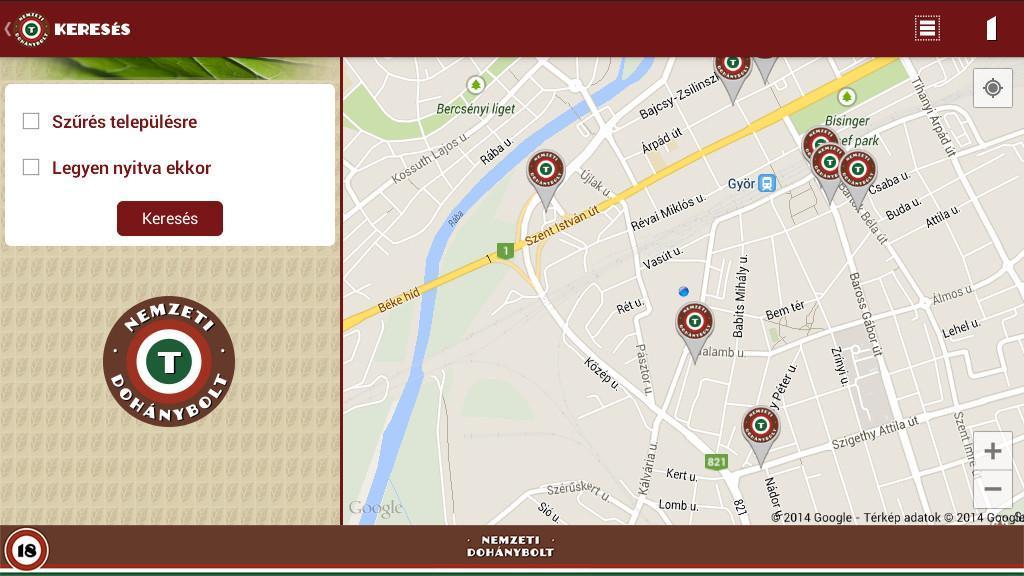 Tobacco Shop Finder For Android Apk Download
