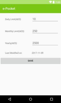 NDPS ePocket screenshot 2