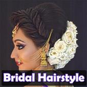 Bridal Hairstyle Videos 2018 icon