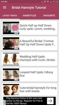 Bridal Hairstyle Videos 2018 poster