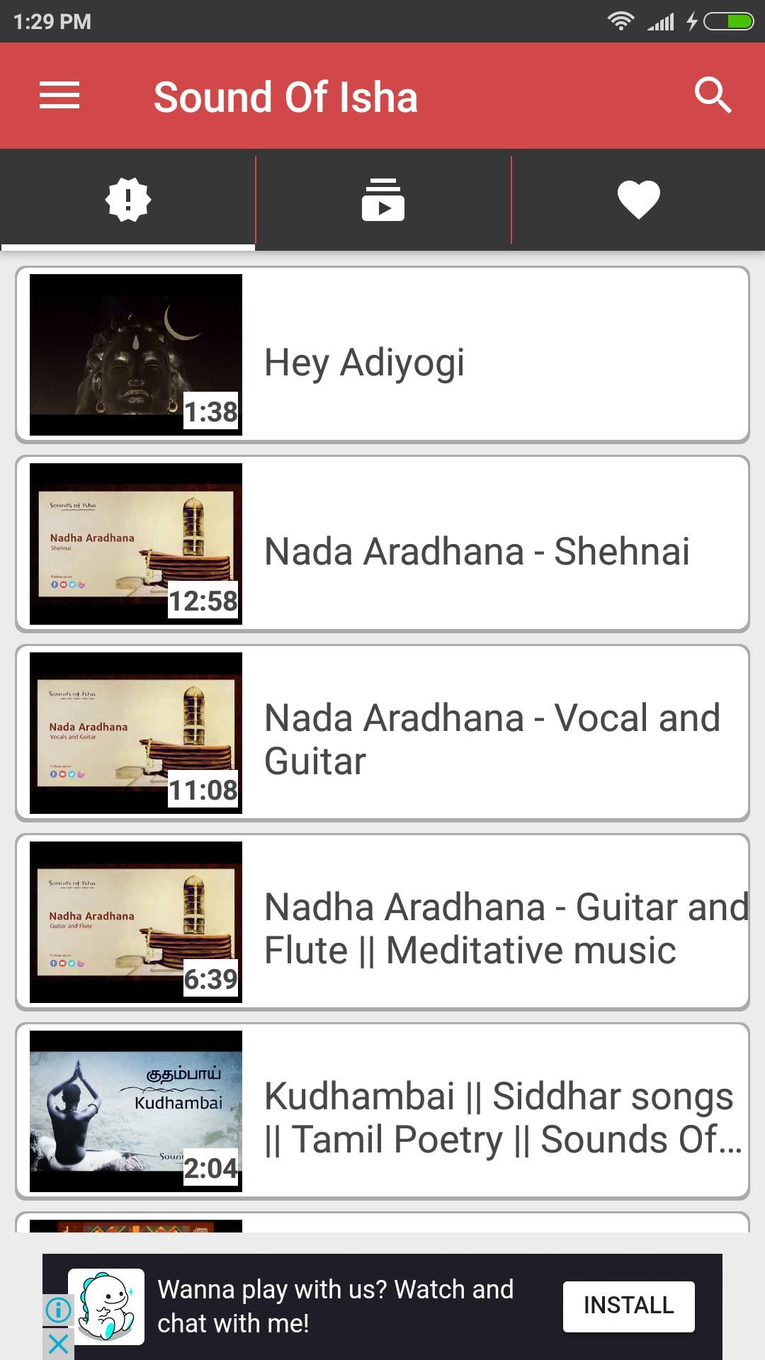 Sound Of ISha for Android - APK Download