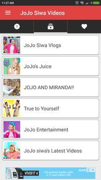 JoJo Siwa(Siwanatorz) Videos screenshot 1