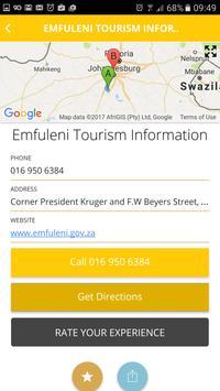 South African Travel Guide screenshot 1