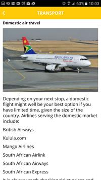 South African Travel Guide screenshot 5