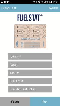 FuelStat Result screenshot 1