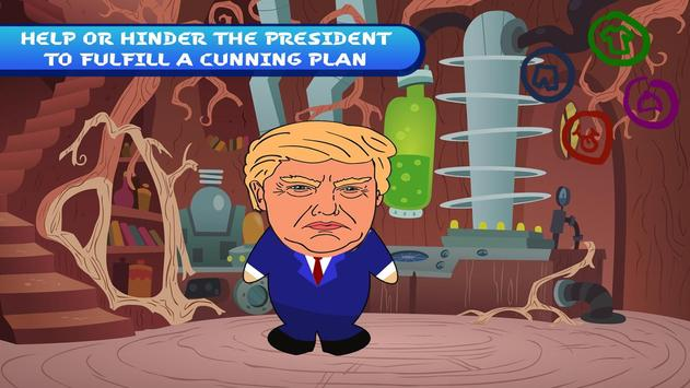 Dress Trump in President screenshot 5