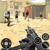 Freedom of Army Zombie Shooter icon