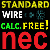 Nec wire size calculator free apk download free tools app for nec wire size calculator free apk greentooth Image collections