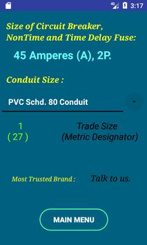 Nec wire size distance images wiring table and diagram sample nec wire size calculator free apk download free tools app for nec wire size calculator free greentooth Image collections