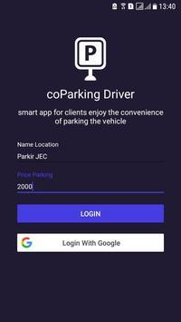 coParking Driver screenshot 1