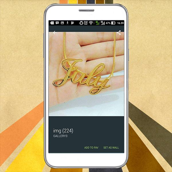 300+ Necklace Name Ideas for Android - APK Download
