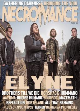 NecroMance Digital Magazine apk screenshot