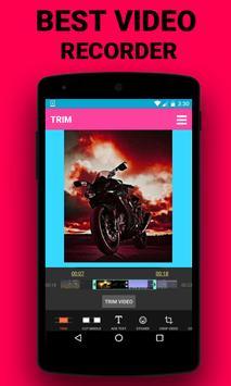 hd screen recorder free 2017 apk screenshot