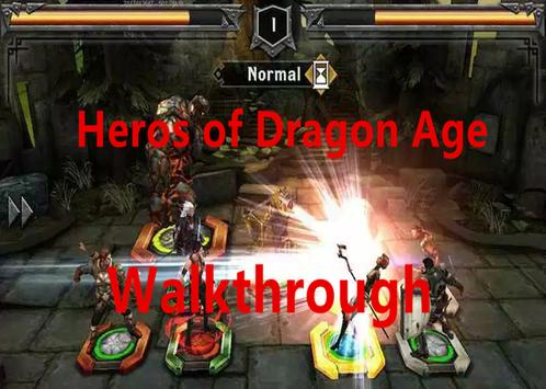 Guide for Heroes of Dragon Age apk screenshot