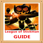 Guide for League of Stickman icon